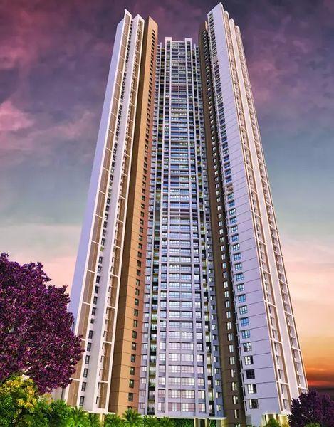 Shapoorji Pallonji Mumbai Dreams - Project Images