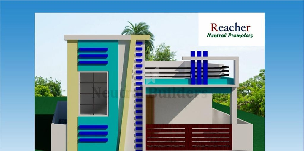 Neutral Taylor Made Reacher Villa - Project Images