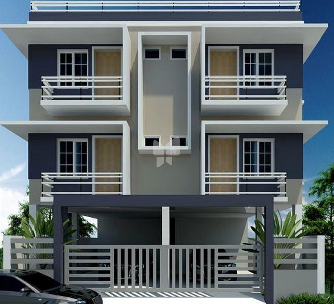 Samkrish Aarjavam - Elevation Photo