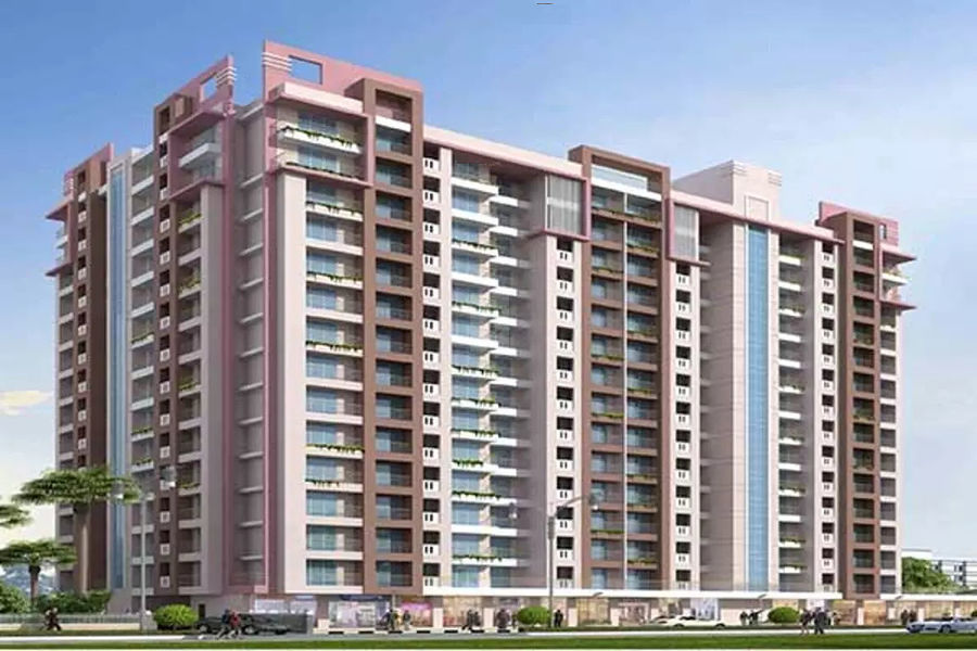 Parikh Peninsula Heights - Project Images