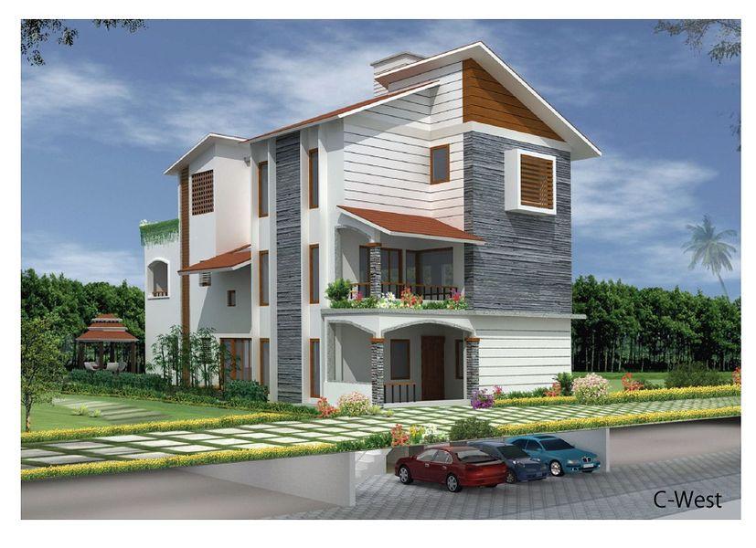 Anupam Lifestyle - Elevation Photo
