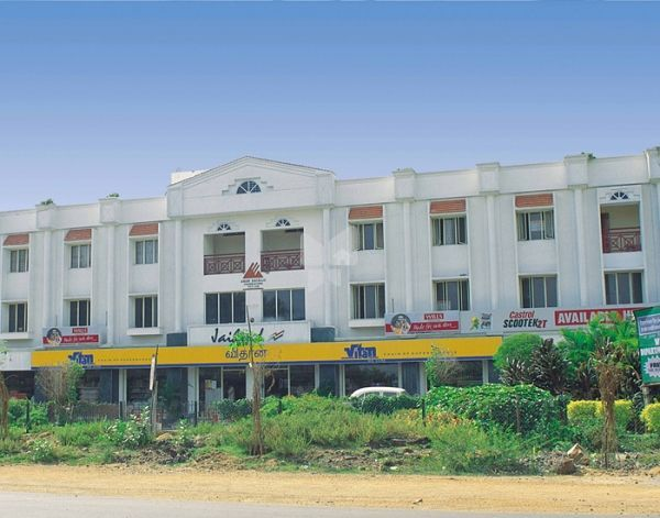 Jai Hind Apartment - Elevation Photo