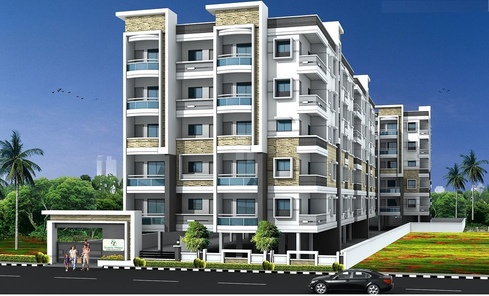 Subhaprada White Stone - Project Images