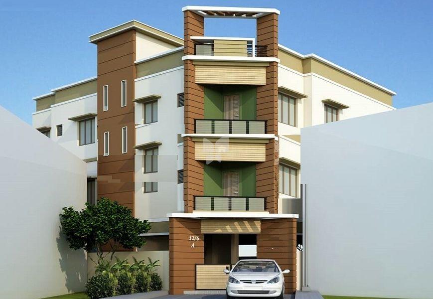 ARK U Modhira Apartments - Project Images