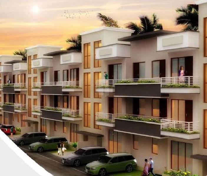 Radhika Homes - Elevation Photo