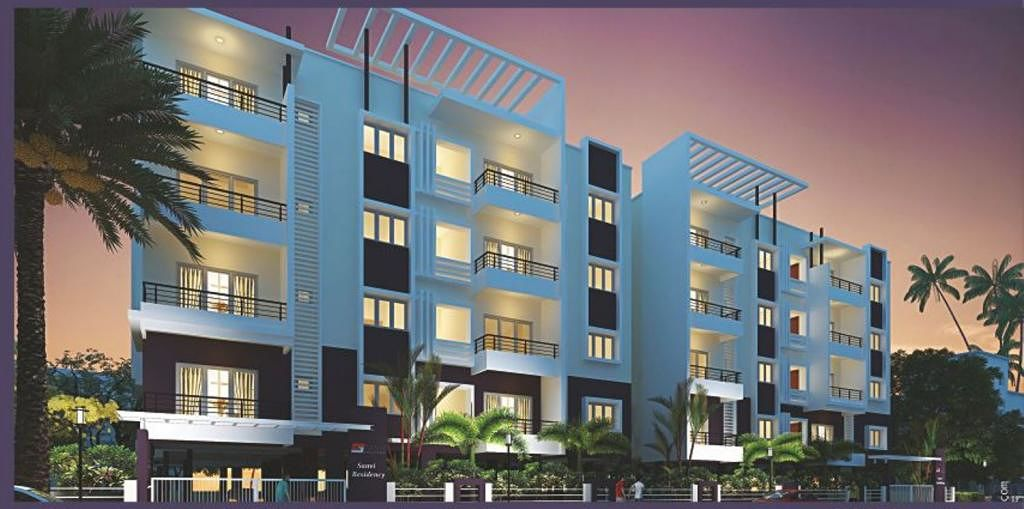 Sanvi Residency - Elevation Photo