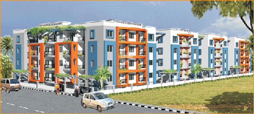 Aishwarya Amaze - Elevation Photo