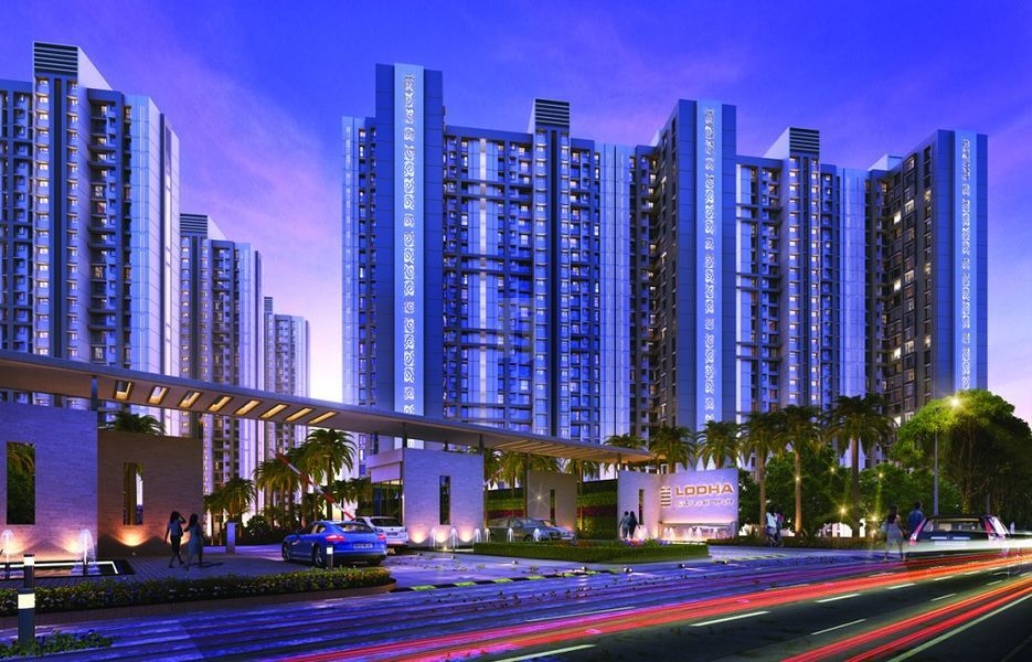 Lodha Fortune Forever - Project Images