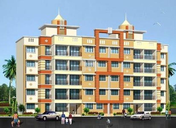 Space Pushpanarayan Complex - Elevation Photo