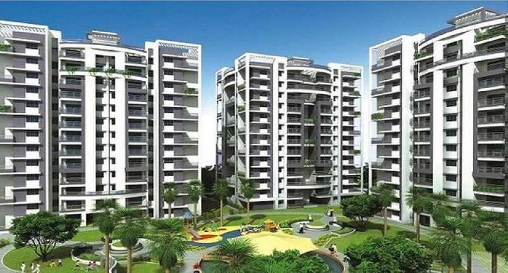 Pareena Express Heights - Project Images