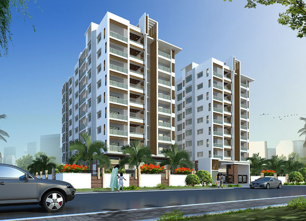 Aditya Landmark - Elevation Photo