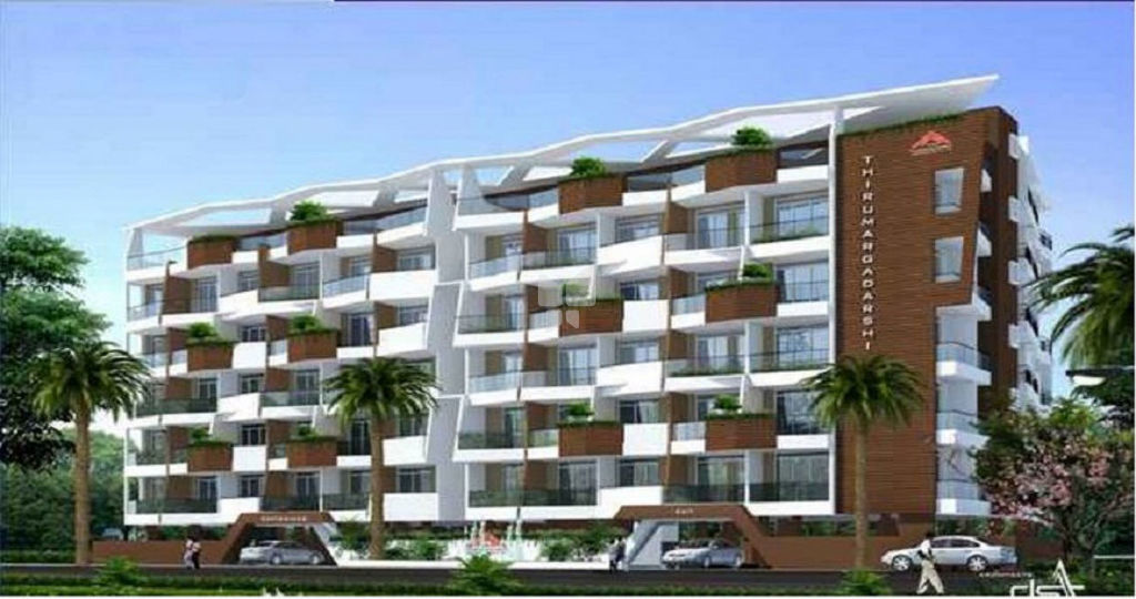 Thirumargadarshi Enclave - Project Images