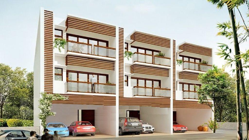 DSC Homes - Elevation Photo