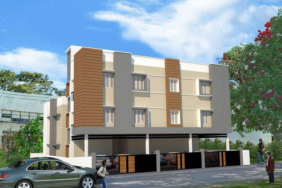 Srivari Apartments