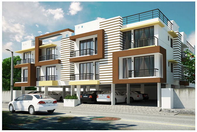 Shree Nirman OHM Towers - Project Images