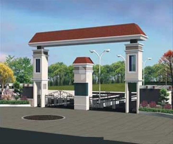 Mahidhara Central Plots - Elevation Photo