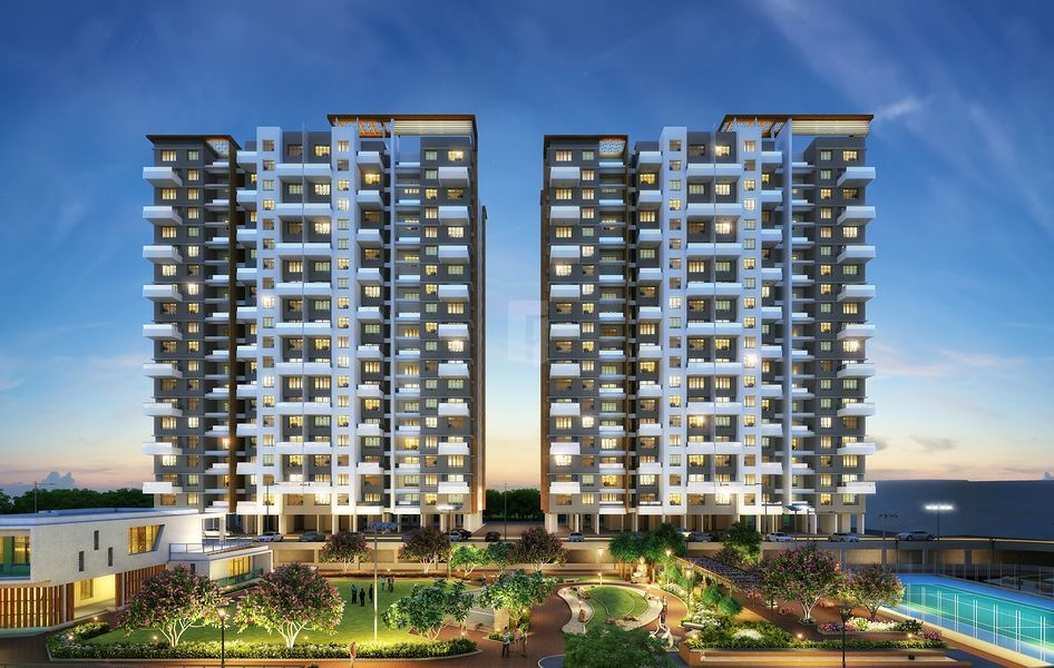 Kolte Patil Western Avenue - Elevation Photo