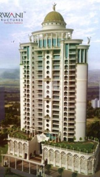 Tharwani Vedant Solitaire - Project Images