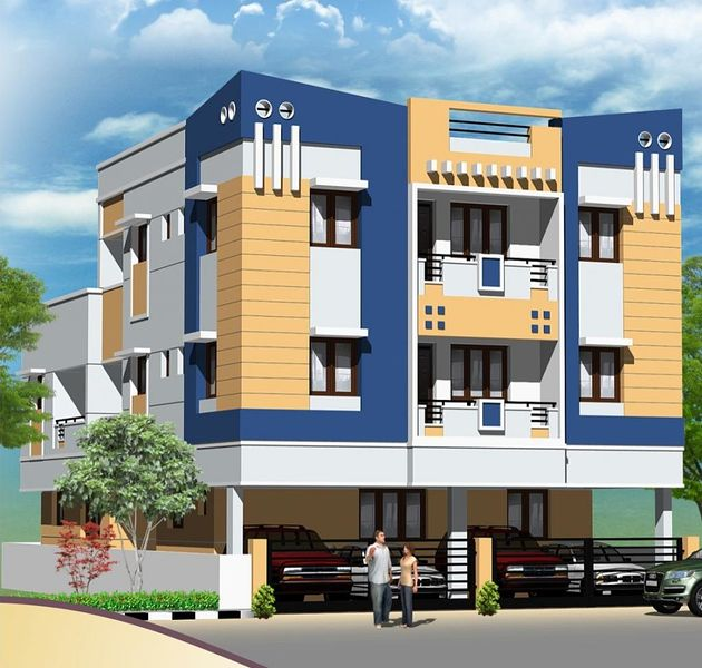 Mra Homes Camp Road In Pallikaranai Chennai Roofandfloor