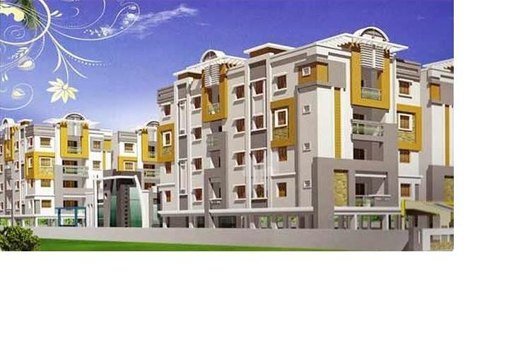 CBR Prakruthi - Elevation Photo