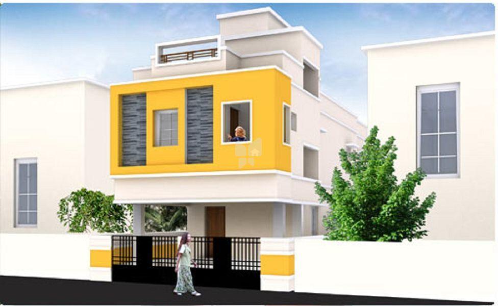 Arch Ezhil Nagar - Project Images