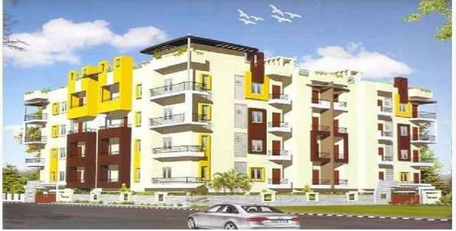 Shri Balaji Classic - Elevation Photo