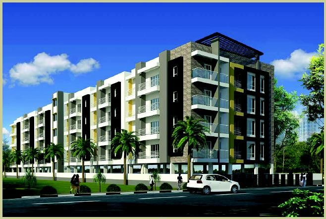Krishna Residency - Project Images