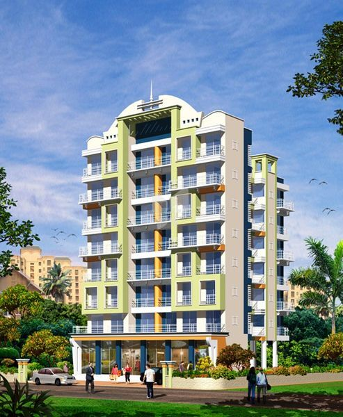 Marvels Tarun Apartment - Elevation Photo