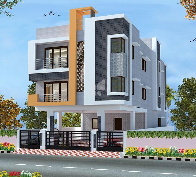 Signet Raja Gowri Apartments - Project Images