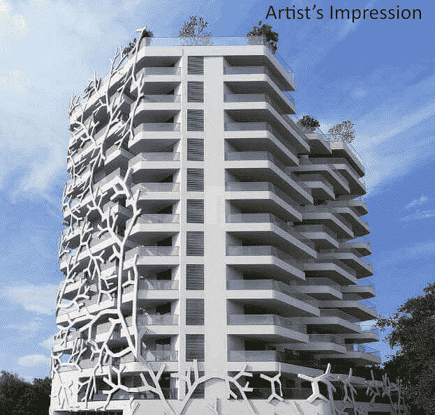Mahindra L'Artista - Project Images