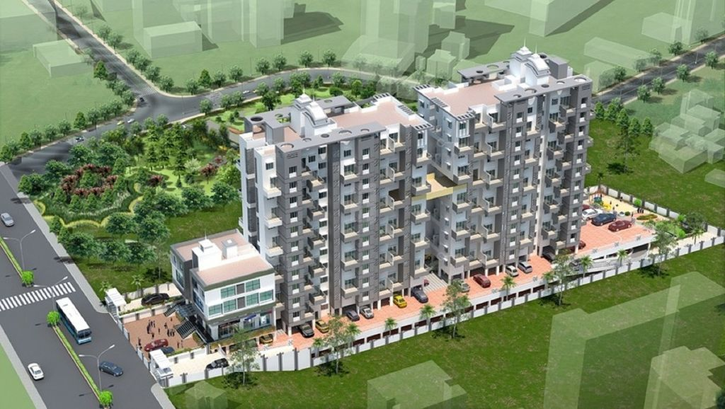 Bhosale Pride - Elevation Photo