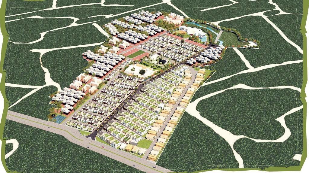 Narang Urbane Housing Forum Phase II - Elevation Photo