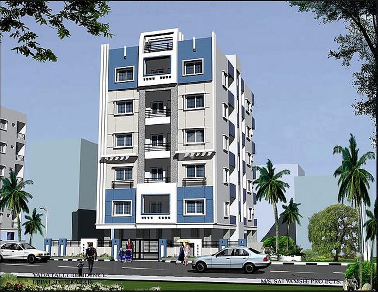 Sai Vamsee Vadapally Residency - Project Images