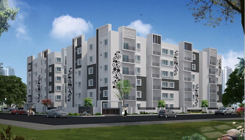 Anuhar Meda Heights - Project Images