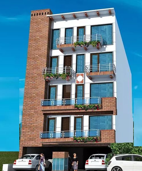 Balaji Homes 2 - Project Images