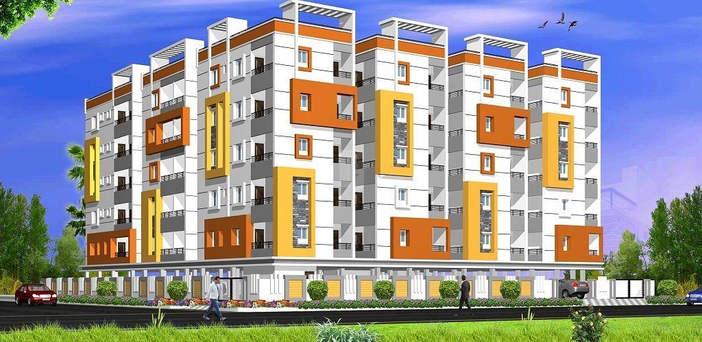 Sri Gajanana Enclave - Project Images