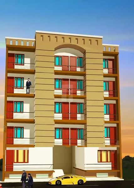 Shubham Home 8 - Elevation Photo