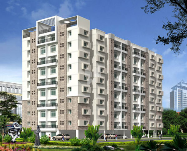Vijay Shanthi Park Avenue - Elevation Photo