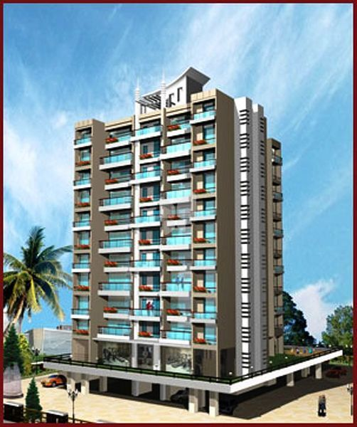 C.Teja Sahil Heights - Elevation Photo