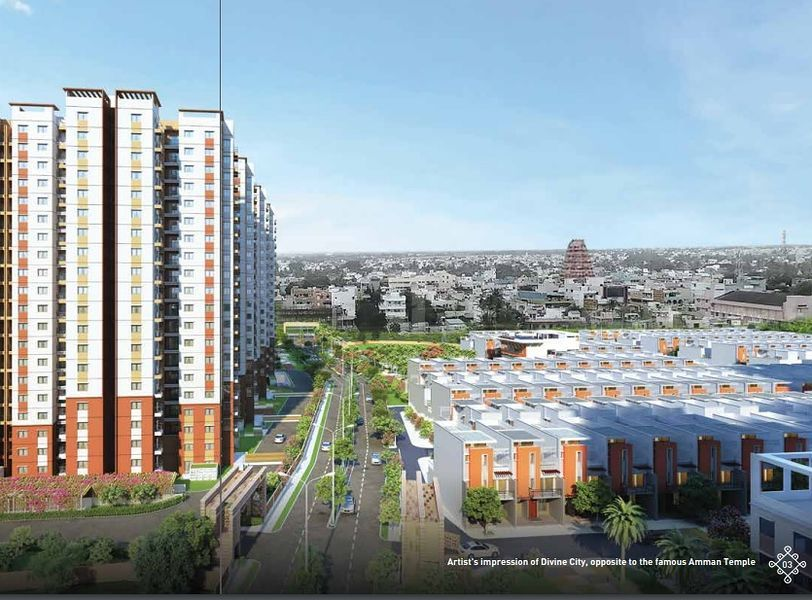 Shriram Divine City - Project Images