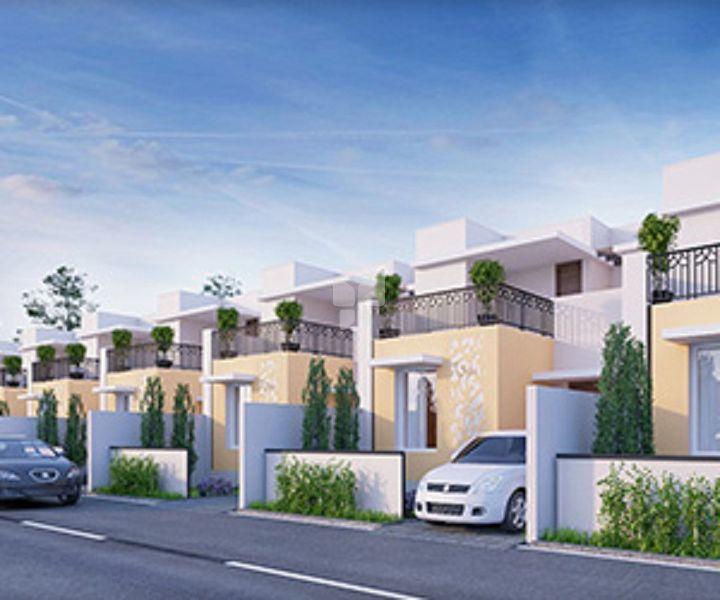 Budget Hitech Villas - Elevation Photo