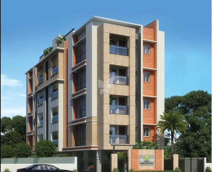 Pushkar Saralogaveni - Elevation Photo