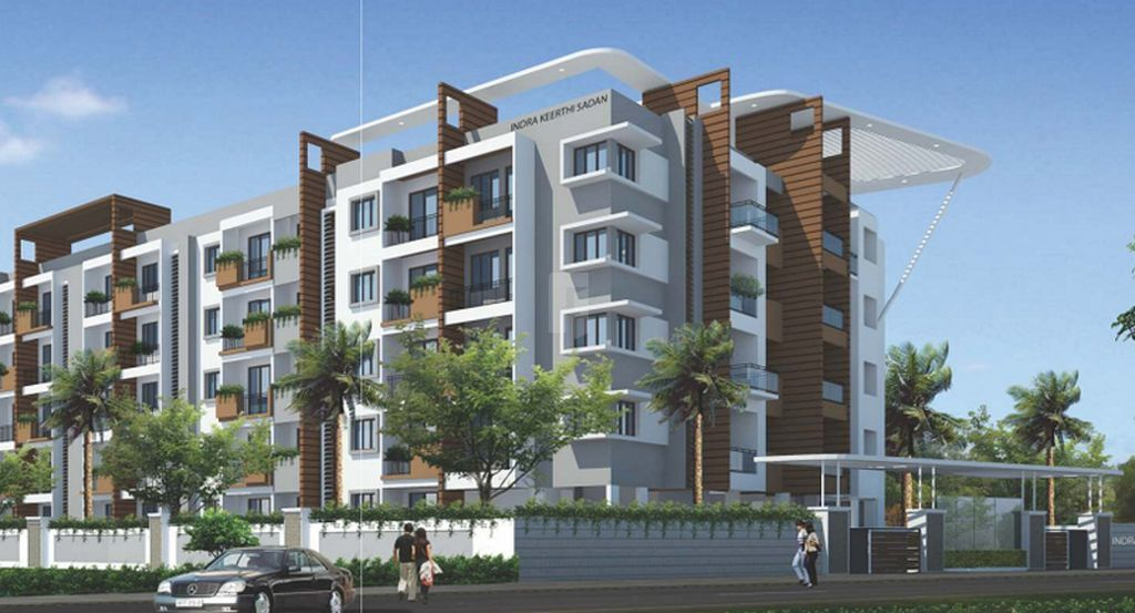 Indrakeerthi Sadan - Elevation Photo