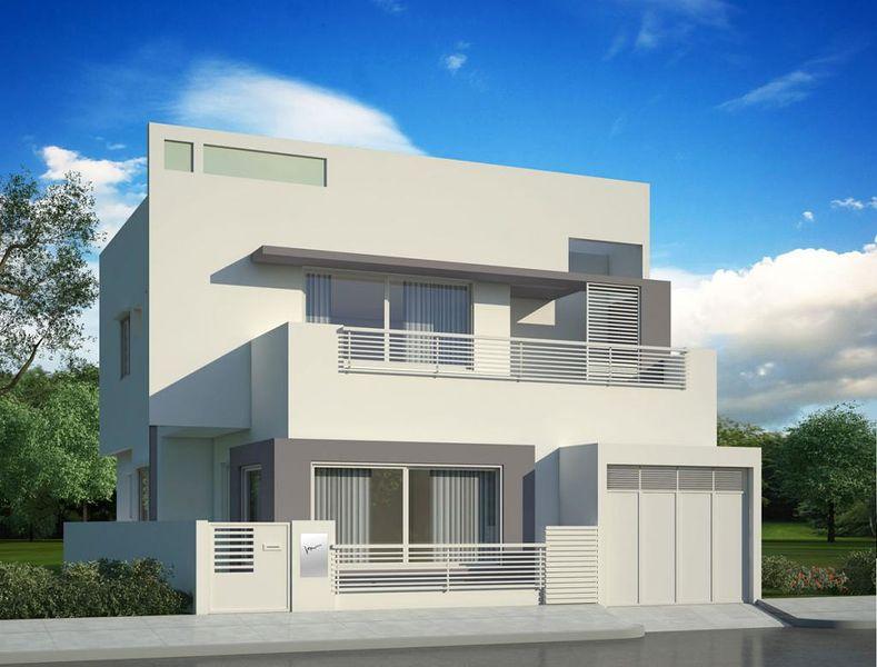 Nanda Prakruthi Villas - Elevation Photo