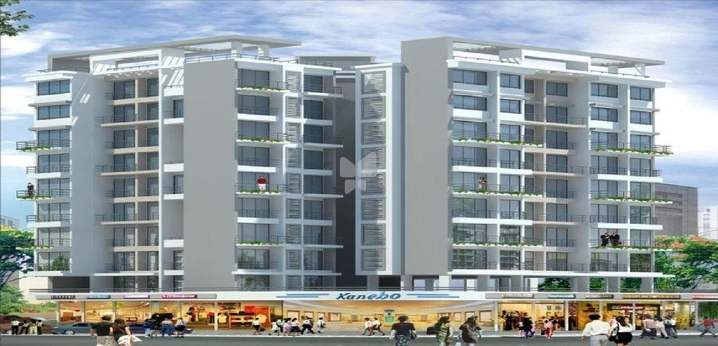 Vitthal RadheKrishna Residency - Elevation Photo