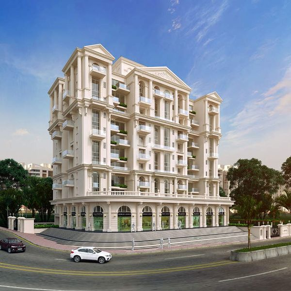 Gulmohar Heritage - Project Images