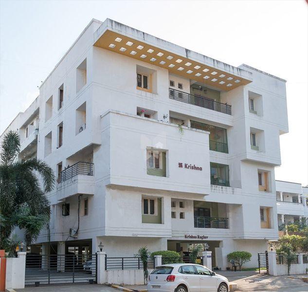 Krishna Raghav - Elevation Photo
