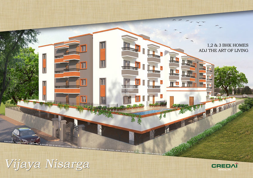 Vijaya Nisarga - Elevation Photo