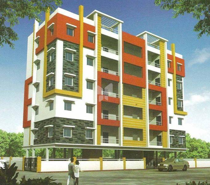 Sai Harsha Arcade - Elevation Photo