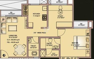 squarefeet-green-square-in-kasarvadavali-floor-plan-2d-zkg
